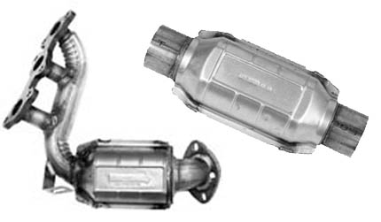 manifold and catalytic converter repair roanoke