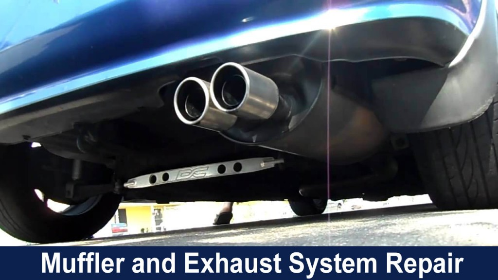 minute muffler repair exaust system repair roanoke salem